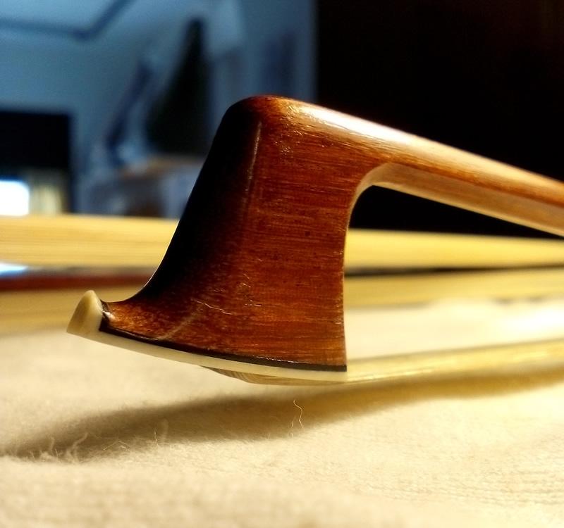 Archetto violino e viola