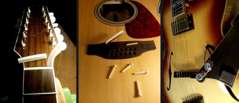 Guitar care and maintenance luthier Federico Falaschi