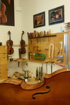 laboratorio Falaschi Federico Liutaio