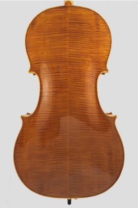 Cello mod Stradivari Back