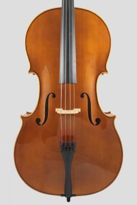 Cello mod Stradivari Front