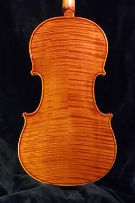 Viola 40,5 Personal model Back