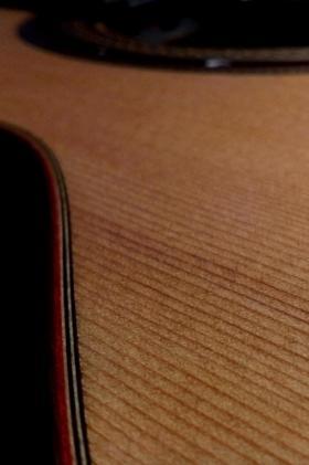 tavola abete chitarra classica